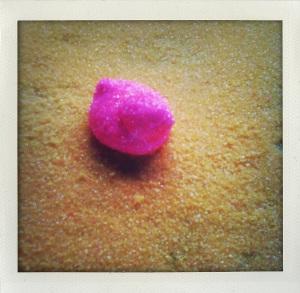"""""""pink marshmallow peep"""""""