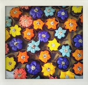 """cupcake flowers"""
