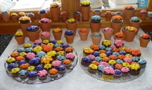 """""""Flowerpot Cupcakes"""""""