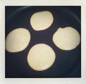 """""""cooking pancakes"""""""
