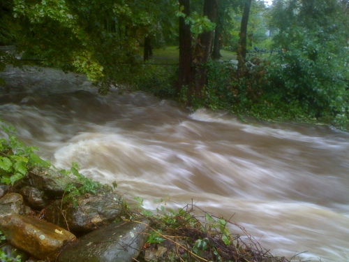 """westbrook river raging"""
