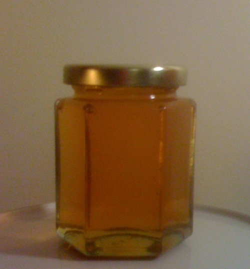 """Jar of honey"""