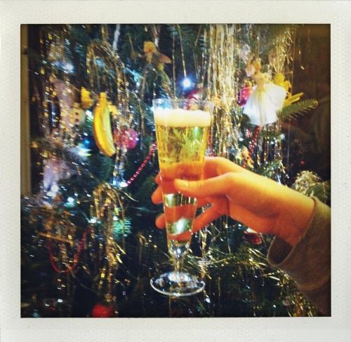 """new year toast"""