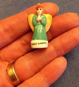"""""""angel gabriel fève"""""""