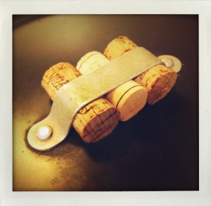 """cork pot holder"""