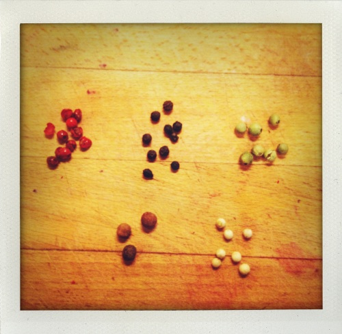 """peppercorns"""