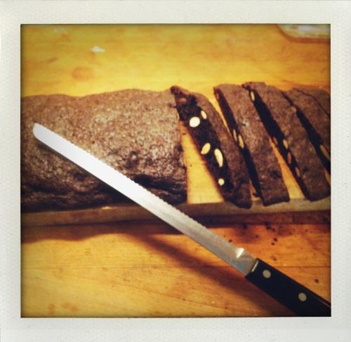 """""""slice biscotti"""""""