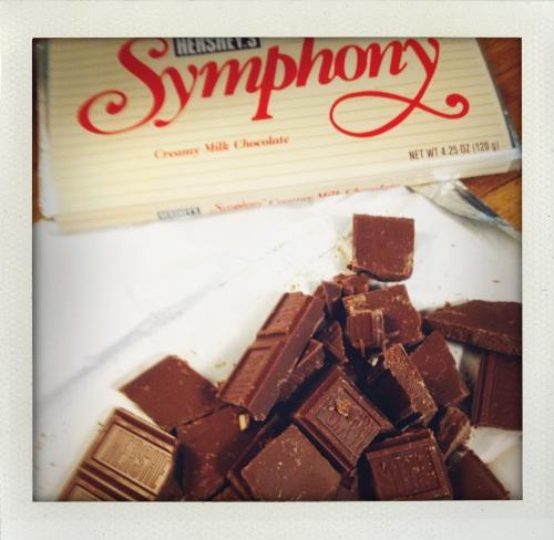 """symphony milk chocolate"""