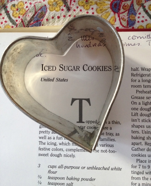 nancy baggett's sugar cookie recipe
