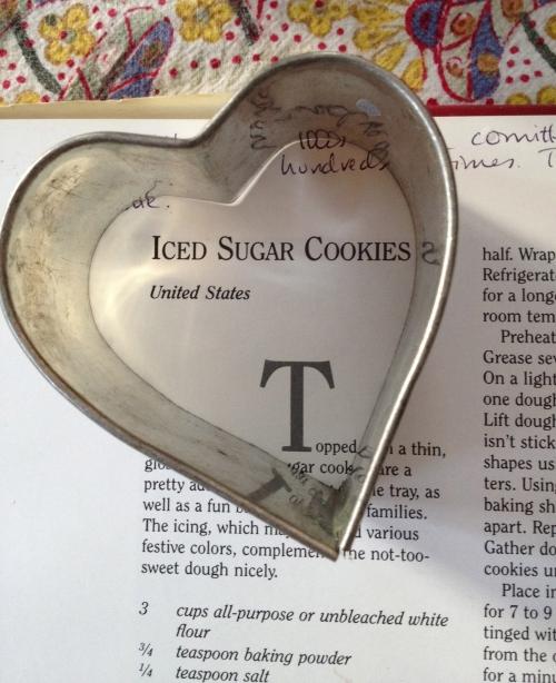 nancy baggett's sugar cookie recipe