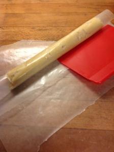 """""""dough scraper cookie log rolling"""""""