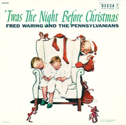 """""""Twas the Night Before Christmas"""""""