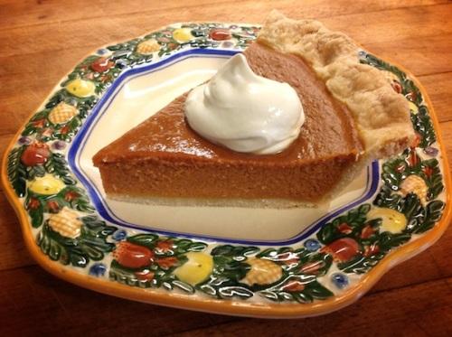 slice of blue ribbon pie
