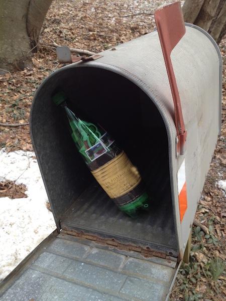 green bottle happy mail