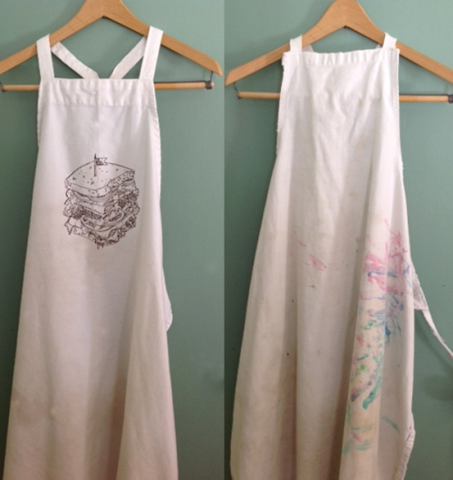 Favorite aprons without pockets