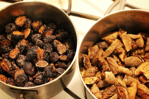Figs ready to poach
