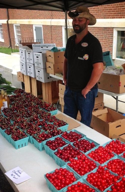 Outlook Farm cherries