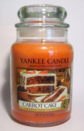Yankee Candle Carrot Cake
