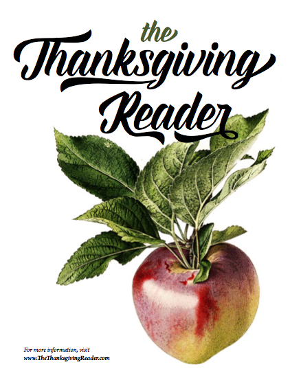 The Thanksgiving Reader by Seth Godin