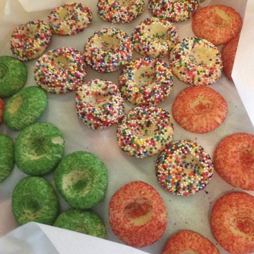 12 Days of Rebaking Christmas cookies - Scandanavianas