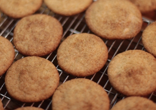 12 Days of Rebaking Christmas Cookies - Snickerdoodles