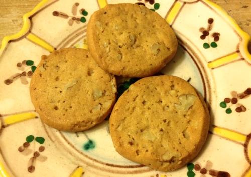 12 Days of Rebaking Pecan Butterscotch Cookies