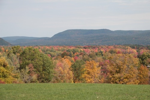Fall in the Pioneer Valley
