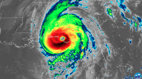 Hurricane Michael RAMMB-NOAA